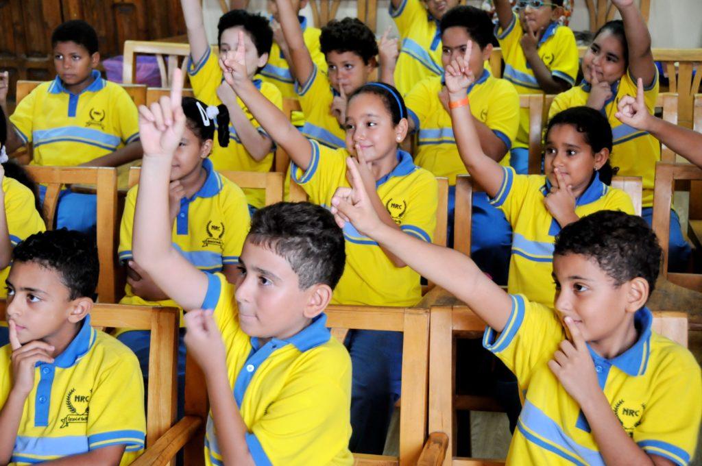 Egypte – Soutien au New Ramses College