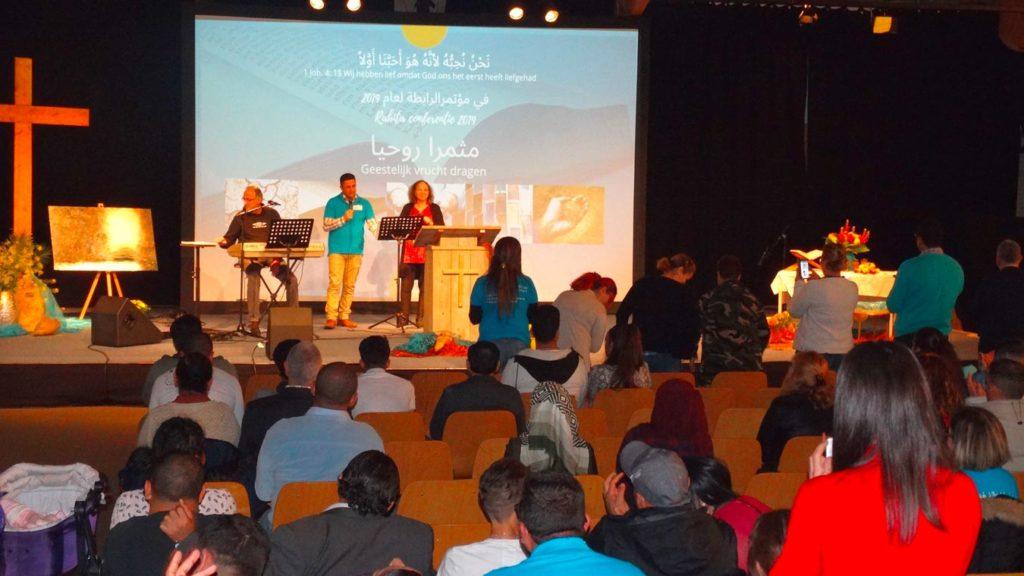 Soutien aux migrants & réfugiés convertis au christianisme
