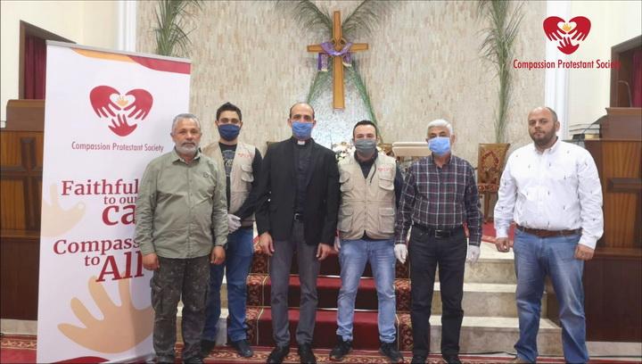Compassion Protestant Society : premières actions au Liban face au coronavirus.