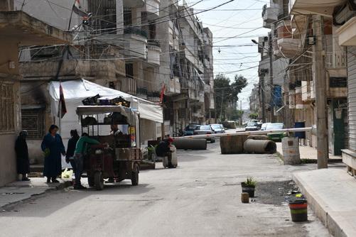 Nord-Est de la Syrie, nouvelles alarmantes transmises par les paroisses protestantes.