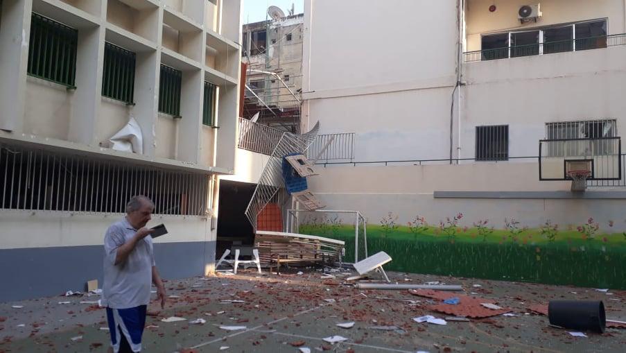 Beyrouth, explosion, des nouvelles des Eglises Protestantes Arméniennes