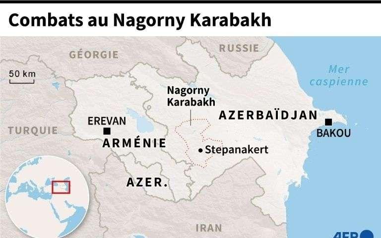 Appel à la prière pour l'Arménie