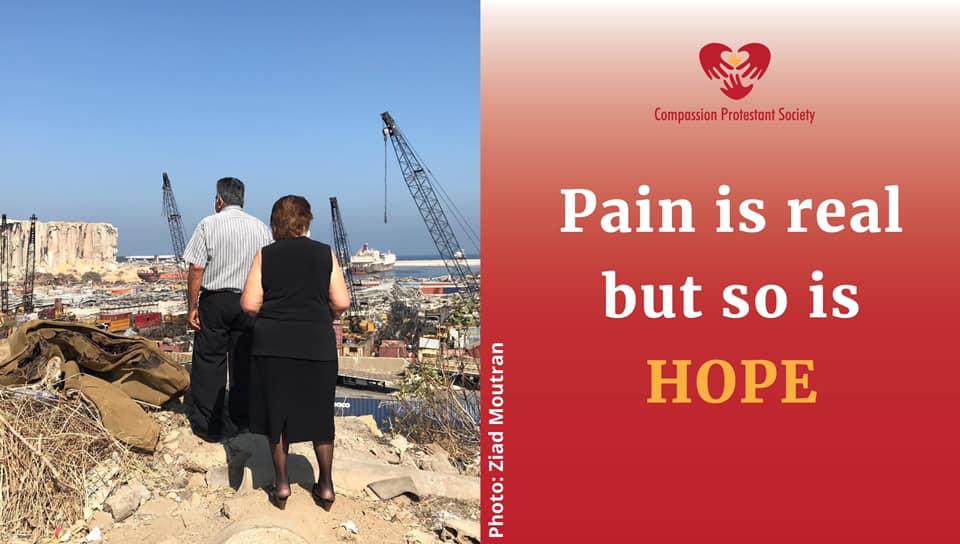 Beyrouth deux mois après l'explosion