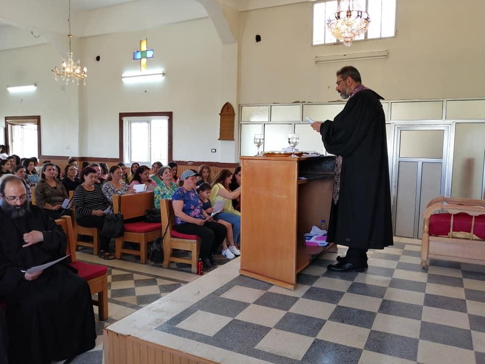 Syrie : renaissance de la paroisse de Kharaba !