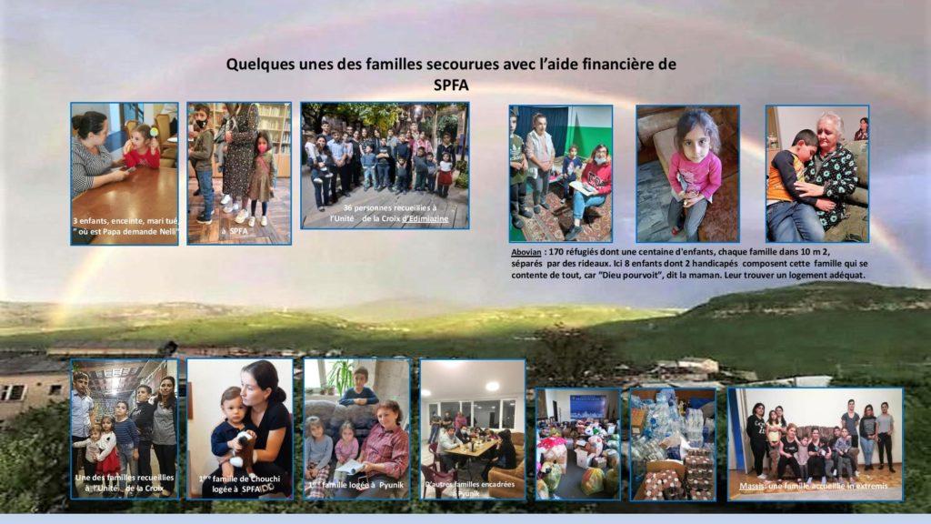Solidarité Protestante France – Arménie (SPFA) :  LE DÉFI DE NOËL !